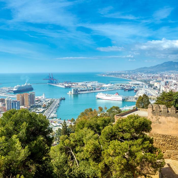 Historiske Byer I Spanien Fdm Travel