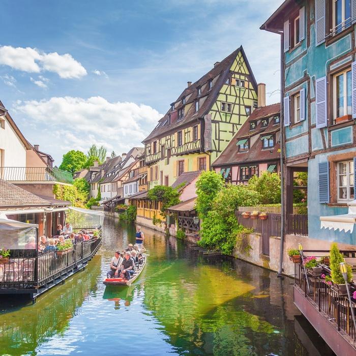 4 Byer Du Skal Opleve I Alsace Fdm Travel