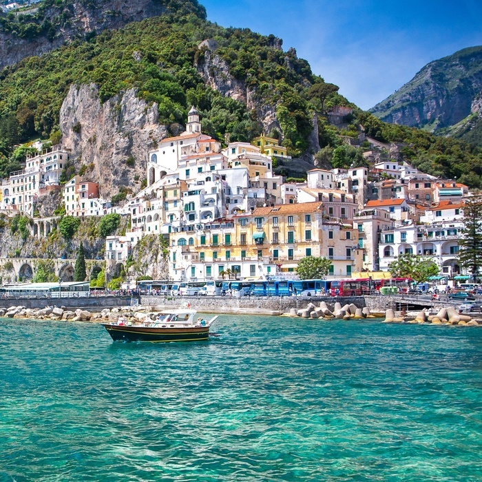 Oplevelser Ved Amalfikysten Og Syditalien Fdm Travel
