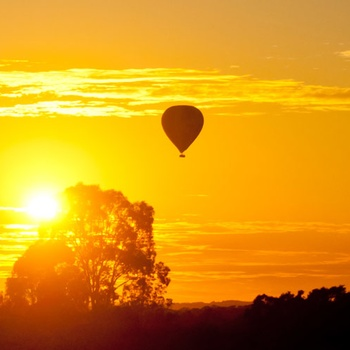 Hunter Valley Beyond Ballooning