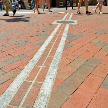 Boston Freedom Trail, USA