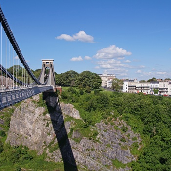 Clifton hængebro i Bristol