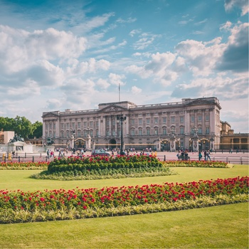 Buckingham Palace i London