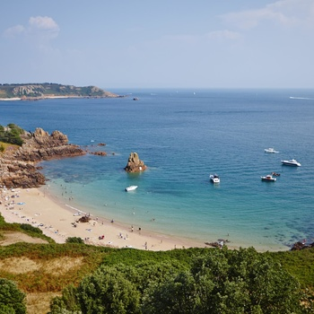 Jersey, Beauport Beach