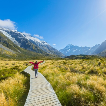New Zealand Mount Cook National Park
