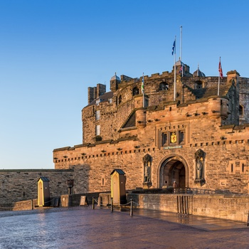 Edinburgh Castle, Skotland
