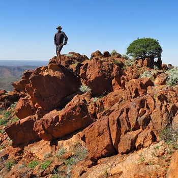 Flinders Ranges i South Australia, Australien