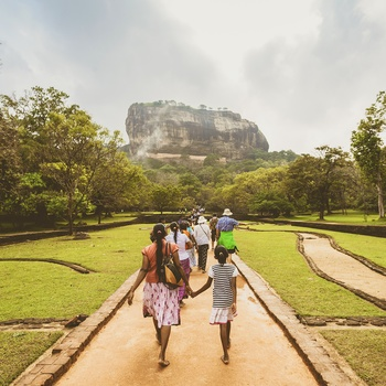 Sigiriya, Lion Rock, Sri Lanka