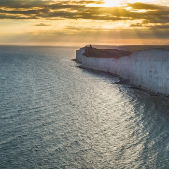 White Cliffs of Dover - Sydengland