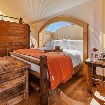 Glamping i Grand Canyon - Stargazer telt, USA
