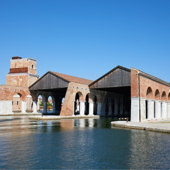 Arsenalen i Venedig