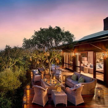 Safari Lodges i Sydafrika