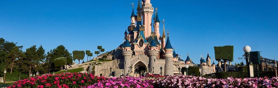 Disneyland Paris: 1-dags entrébillet   FDM travel