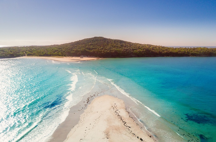 Port Stephens i New South Wales, Australien