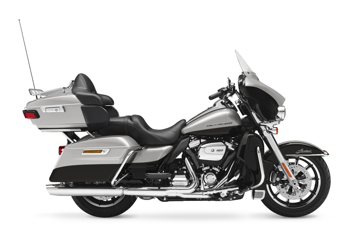 EagleRider - Harley-Davidson Electra Glide Ultra - Touring Class