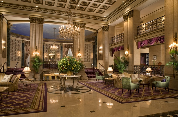 The Roosevelt Hotel, New York, USA