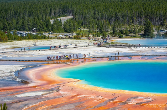 Yellowstone Nationalpark - USA