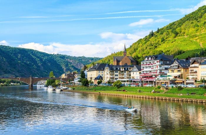 Mosel Rhinen Fdm Travel