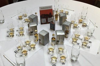 Whisky smagning ©The Scotch Whisky Experience