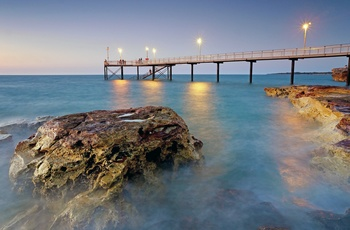 Nightcliff Jetty i Darwin