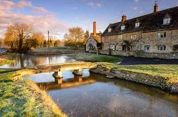 Cotswolds, Lower Slaughter