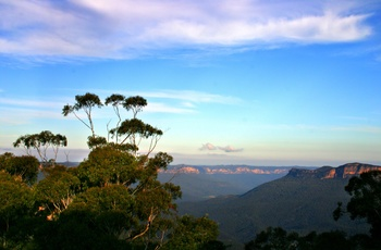 Blue Mountains i Australien