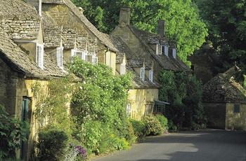 Cotswolds landsby