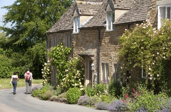 Cotswolds cottage, Adlestrop