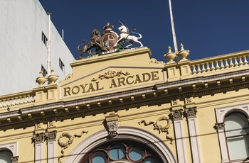 The Royal Arcade, Visit Victoria