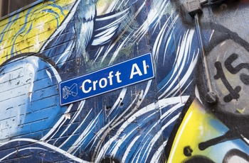 Croft Alley, Melbourne Laneways. Visit Victoria