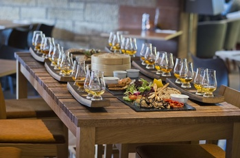 Amber Restaurant ©The Scotch Whisky Experience