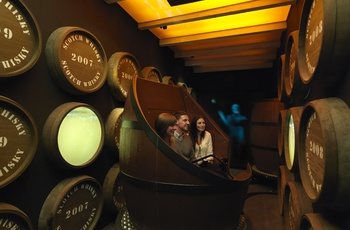 Barrel Ride The Scotch Whisky Experience