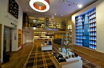 The Whisky Shop ©The Scotch Whisky Experience