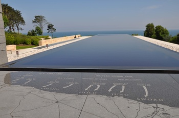 The Normandy American Cemetery, Memorial and Visitor Centre
