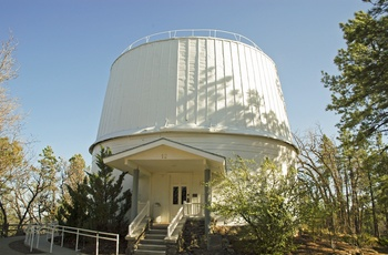 Pluto Discovery Telescope i Flagstaff, Arizona i USA