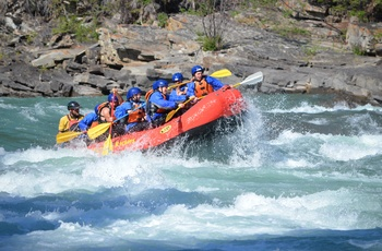 Banff Bow River Rafting, Canadian Rockies Adventures, Canada
