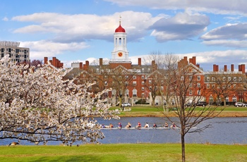 Harvard University i Boston, USA