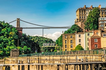 Clifton Suspension Bridge i Bristol, Sydengland