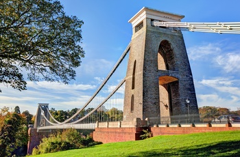 Clifton Suspension Bridge, Bristol, Sydengland