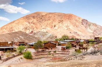 Calico Ghost Town, Californien i USA