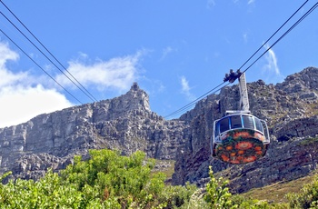 Taffelbjerget i Cape Town