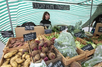 Cirencester, Farmers Market, Cotswolds, UK