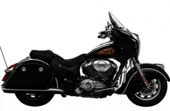 EagleRider - Indian Chieftain- Touring Class
