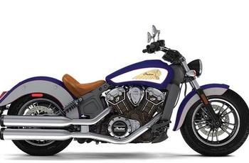 EagleRider - Indian Scout - Street Class
