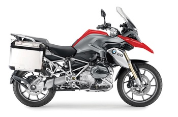 EagleRider - BMW R1200 GS - Sport Touring Class