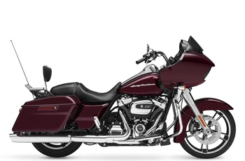 EagleRider - Harley-Davidson Road Glide - Touring Class