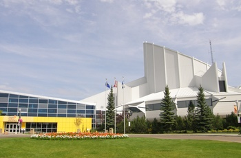Telus World of Science, Edmonton i Alberta, Canada