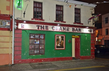 The Crane bar i Galway, Irland