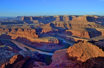Udsigt i Grand Canyon, USA