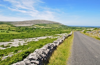 Burren National Park, Irland